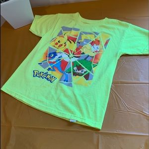Pokémon T-shirt! Boys 6-7